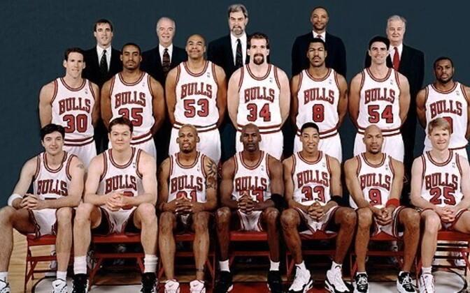 1995/96 Chicago Bulls