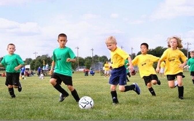 Sport arendab nii keha kui vaimu.