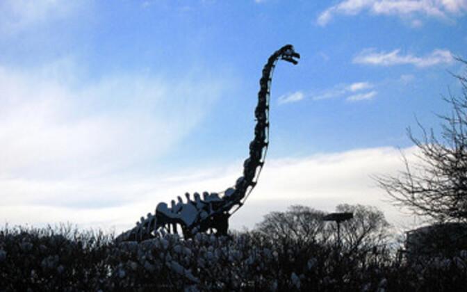 Brahhiosaurused olid tõenäoliselt arvatust kondisemad.
