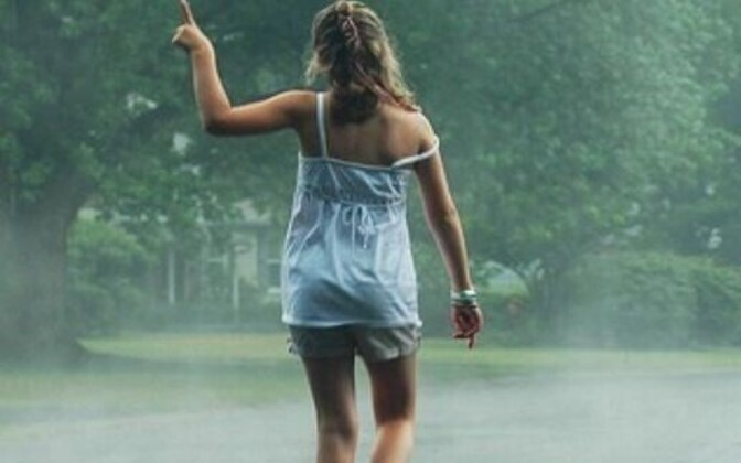 Местами возможен кратковременный дождь.