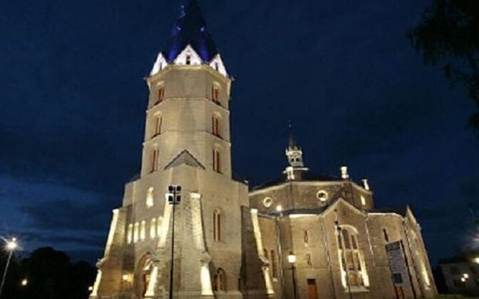В Александровской церкви отметят 120-летие Нарвских певческих праздников
