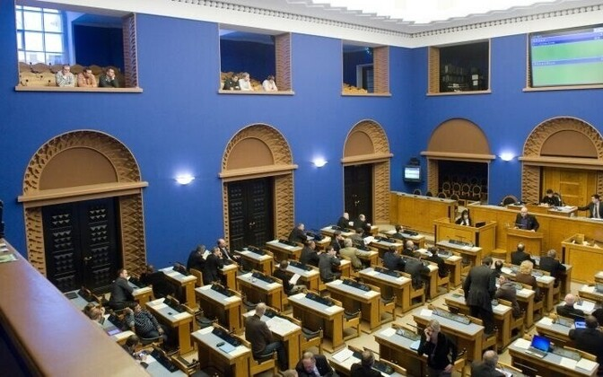 Estonian Parliament