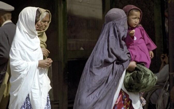 Мусульманки. Иллюстративное фото.
