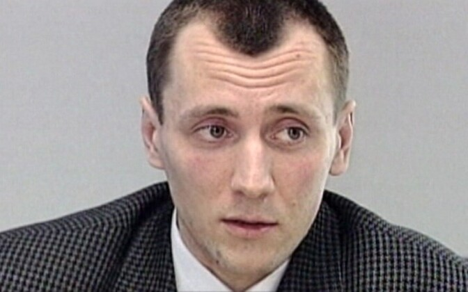 Aleksei Dressen, pictured in 1998.
