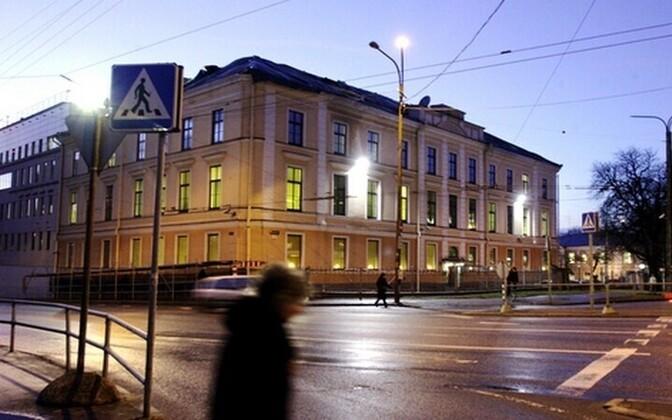 KAPO headquarters in Tallinn