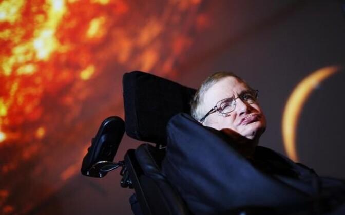 Arvutiteadlased muugivad Stephen Hawkingi aju