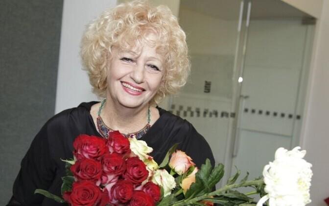 Писатель Елена Скульская