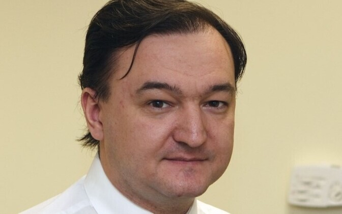 Сергей Магнитский в ноябре 2009 года умер в следственном изоляторе