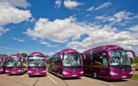 С октября Eesti Buss закроет часть маршрутов между Нарвой и Таллинном.