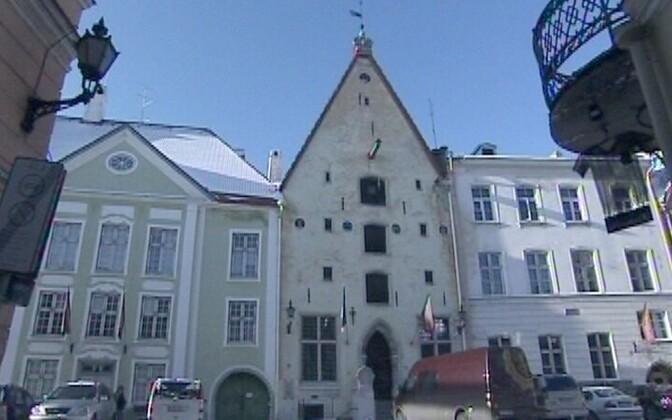 Tallinna linnateater.