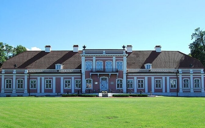 Sagadi mõisa peahoone Vikipeedia