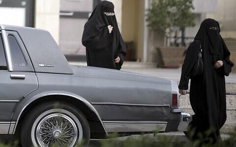 Saudi Araabia naised Reuters / Scanpix