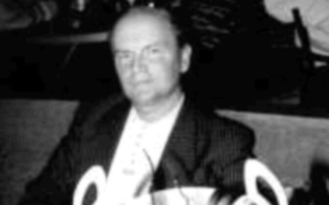 Эдуард Вырк (1951-2012).