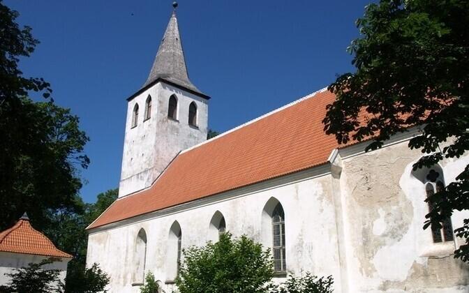 Pühalepa kirik Postimees / Scanpix