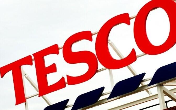 Tesco является крупнейшей розничной сетью Великобритании