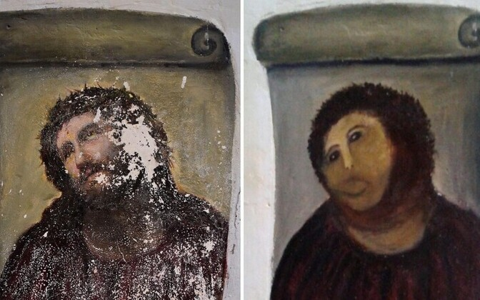Fresko enne ja pärast \