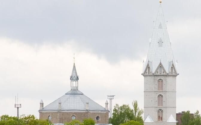 Narva Aleksandri kirik Postimees/Scanpix
