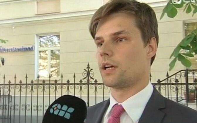 MP Kalle Palling