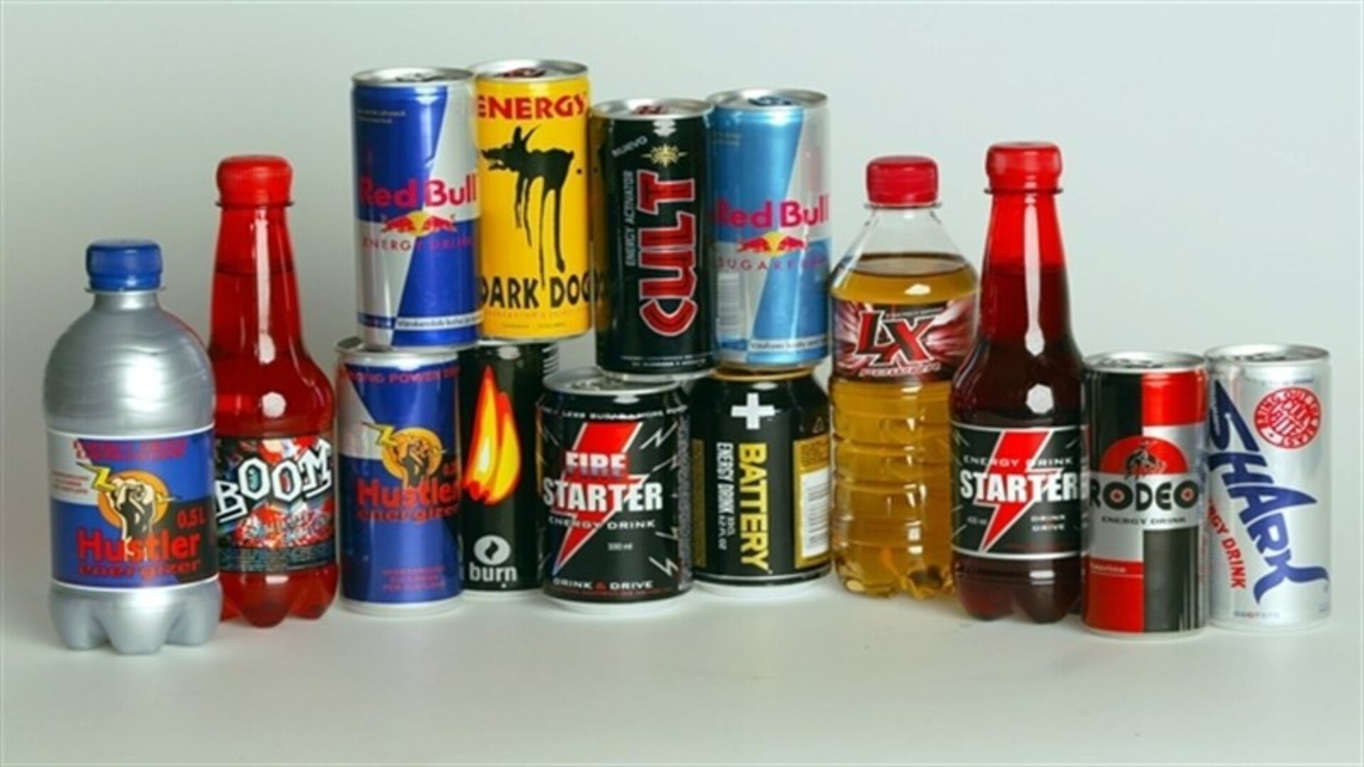 Restriction Where Energy Drinks Are Sold