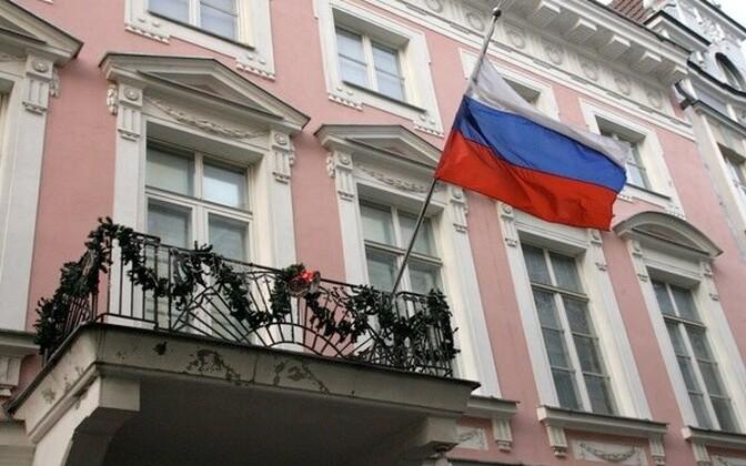 МИД Эстонии запретил открывать дополнительные участки квыборам Президента Российской Федерации