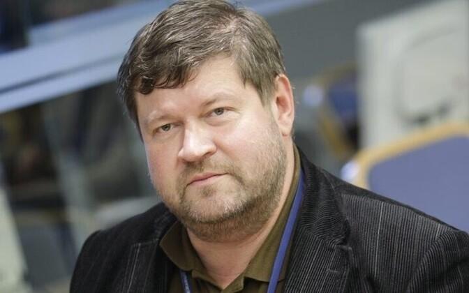 IRL MP Mart Nutt