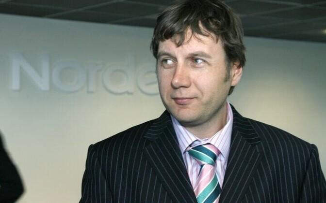 Nordea analyst Tõnu Palm