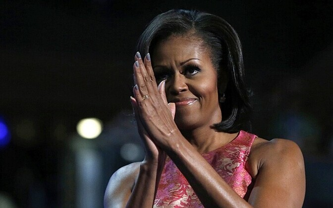 Michelle Obama Reuters/Scanpix
