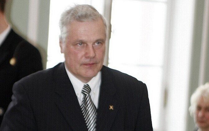 Осужденный за измену Родине Херман Симм передал службе внешней разведки (СВР) России по меньшей мере 3294 секретных документа госучреждений Эстонии.