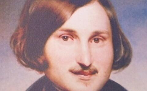 Moelleri maalitud Gogoli portree.
