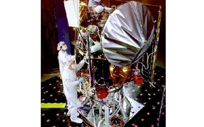 Mars Climate Orbiter testfaasis.