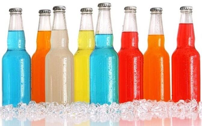 Акцизи на подслащенные напитки будут подниматься постепенно.
