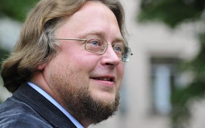 Haridus- ja teadusministeeriumi kõrgharidusosakonna Mart Laidmets.