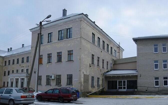 Ида-Вируская центральная больница.