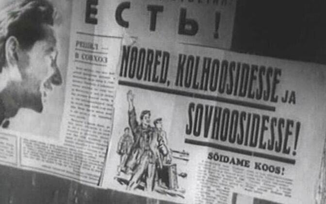 Okupatsioon tõi suurt kahju nii Eesti kui ka Läti majandusele.