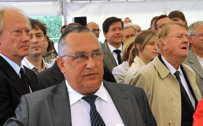 Многолетний глава Маарду Георгий Быстров ушел из жизни в 2015 году.