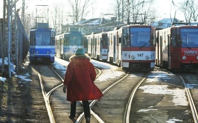 Tallinn's trams