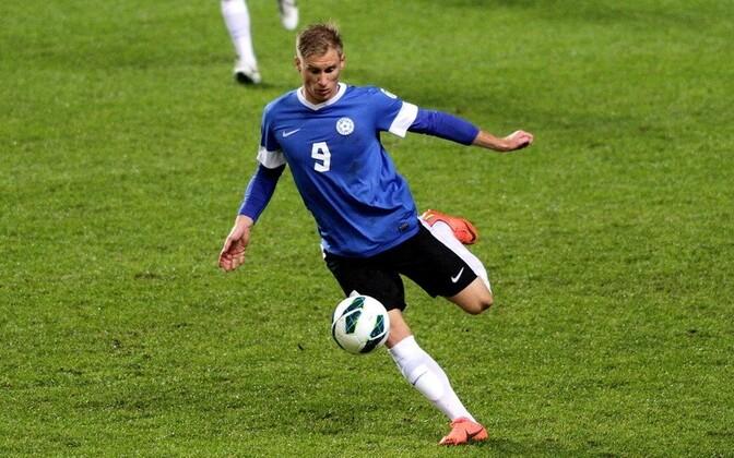 1a4237a28aa SÜMBOOLNE KOONDIS: Eesti jalgpalli aasta vasakpoolkaitsja on Tarmo ...
