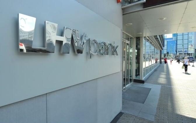 Estonia's LHV Pank.