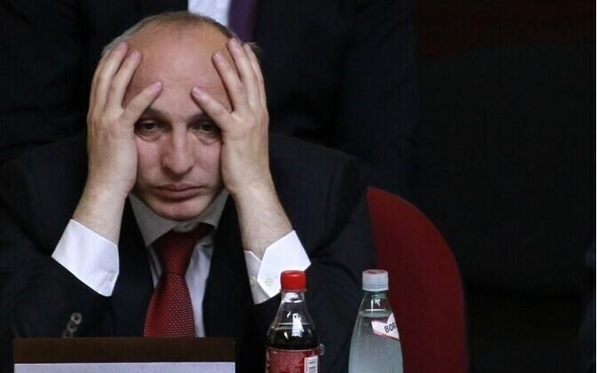 Вано Мерабишвили занимал пост премьер-министра Грузии с 4 июля по 25 октября 2012 года