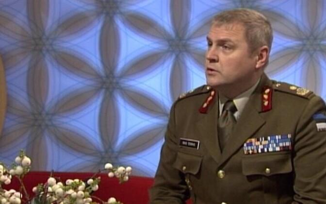 Brigadier General Riho Terras