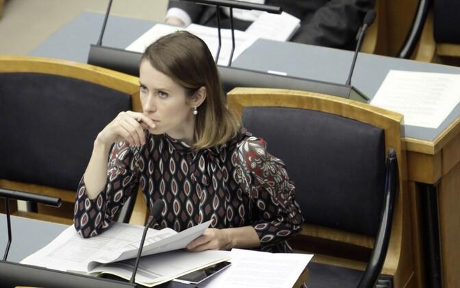 MP Kaja Kallas