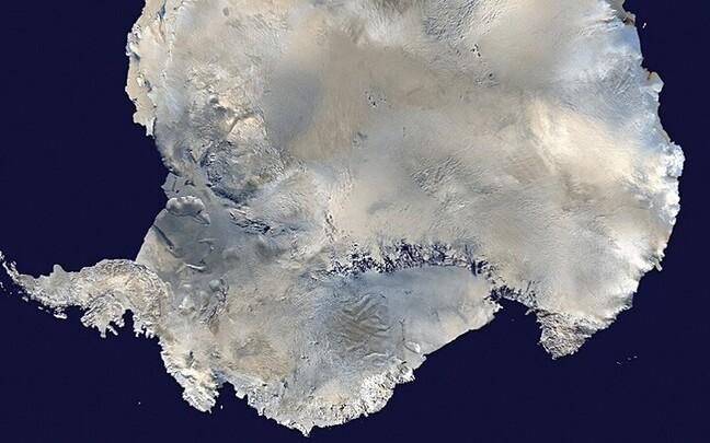 Satelliidipilt Antarktisest NASA/Reuters/Scanpix