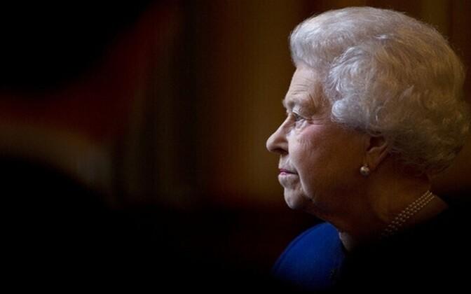 Suurbritannia kuninganna Elizabeth II PA Wire/Press Association Images