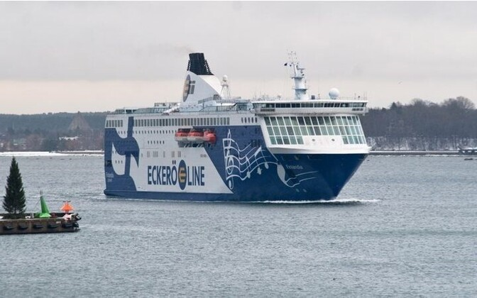Eckerö Line'i laev.