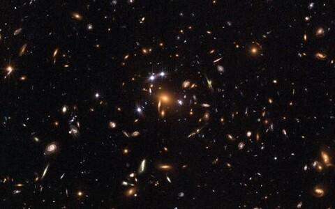 Leiti Universumi suurim kvasarikogum