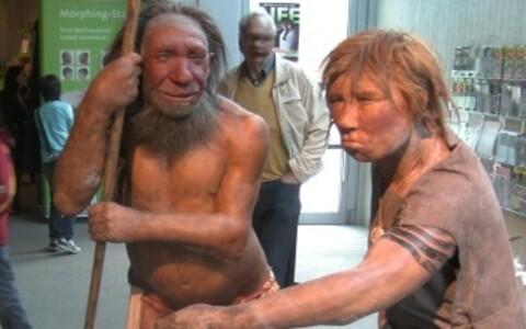Neandertaallased.