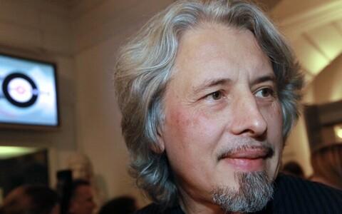 Писатель Владимир Сорокин.