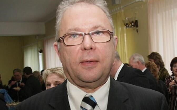 Йоэль Гулявин - директор школы в Нарва-Йыэсуу.