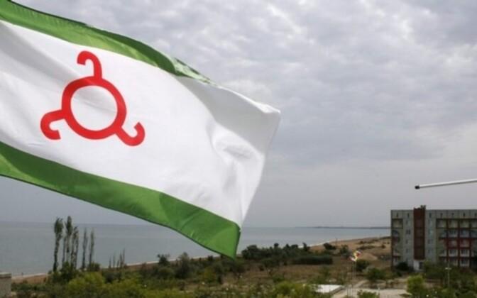 Флаг Республики Ингушетии