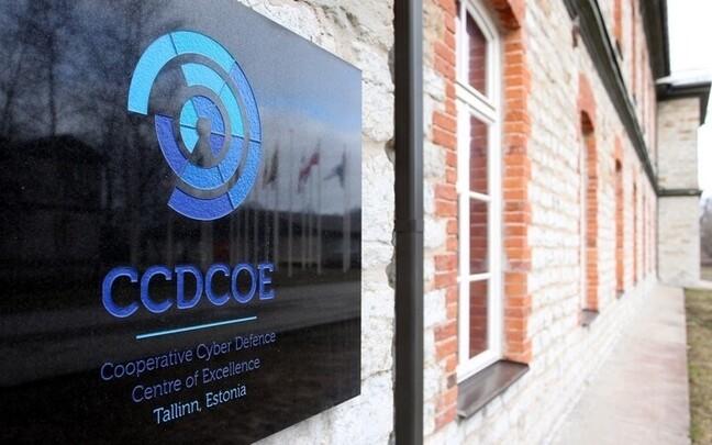 Центр киберзащиты НАТО в Таллинне.